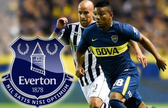 Everton target Frank Fabra being chased by Serie A duo Napoli and Fiorentina, claims agent Jose Costanzo
