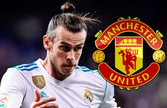 Manchester United and Man City 'to battle it out for Real Madrid superstar Gareth Bale this summer'