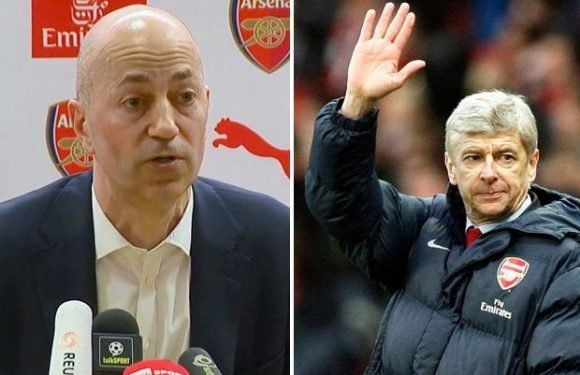 Arsene Wenger quit as Arsenal boss with four games left of season because of World Cup and summer transfer window