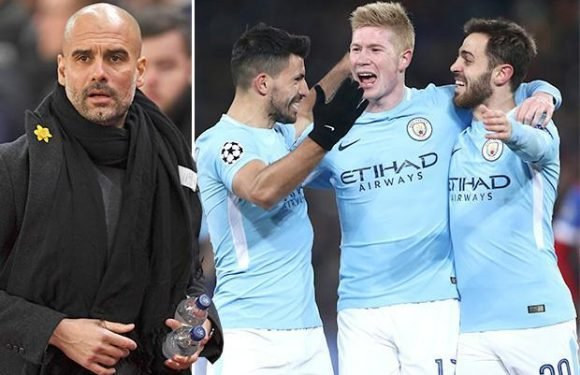 Manchester City boss Pep Guardiola set to field weakened team for Premier League clash with Manchester United