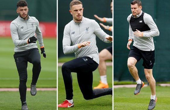 England need Liverpool midfielders Jordan Henderson, Alex Oxlade-Chamberlain and James Milner at World Cup after shining for Reds