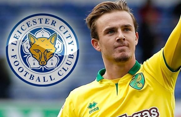 Leicester ready to buy Norwich's £17m James Maddison as Riyad Mahrez replacement