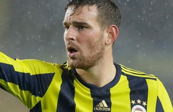 Tottenham reportedly set to offload flop Vincent Janssen this summer with Besiktas eyeing deal