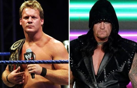 WWE legend Chris Jericho to make stunning return to face Undertaker in casket match at Greatest Royal Rumble this month
