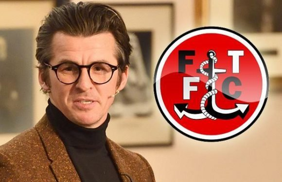 Joey Barton is named new Fleetwood boss in first managerial role for former Man City and Newcastle ace