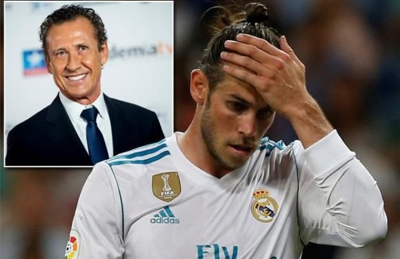 Gareth Bale 'does nothing that makes him worth £87m' says former Real Madrid chief Jorge Valdano