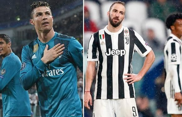 Juventus will need to make history if they are to overcome Real Madrid in Champions League quarter-finals — and here are stats to prove it