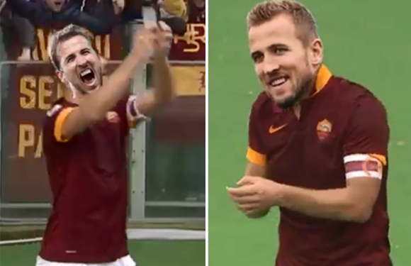 Tottenham striker Harry Kane brutally trolled by Roma for claiming goal