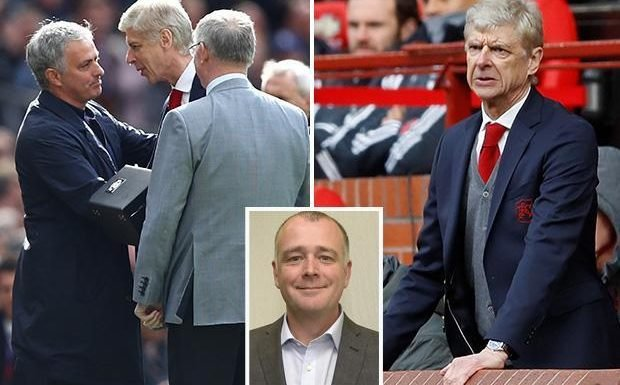 Arsene Wenger is light entertainment since announcing his Arsenal exit – and that proves his time is really up
