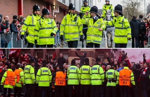 Manchester City vs Liverpool: Greater Manchester Police to increase number of officers for Champions League second leg