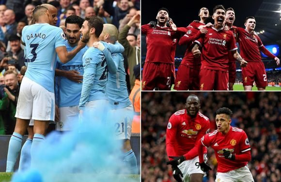 Manchester United, Liverpool, Tottenham… which team is most likely to dethrone Man City to be crowned Premier League champions in 2018-19?