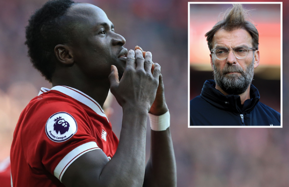 Sadio Mane reveals why Jurgen Klopp makes Liverpool players angry