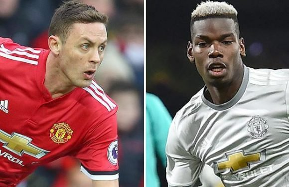Manchester United star Nemanja Matic insists team-mate Paul Pogba needs to 'take more responsibility' for Jose Mourinho's side