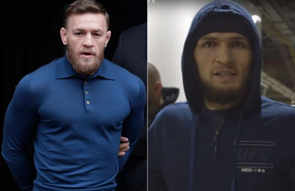 Conor McGregor's rival Khabib Nurmagomedov calls out the Irish star and demands to meet him after bus rampage… away from the UFC