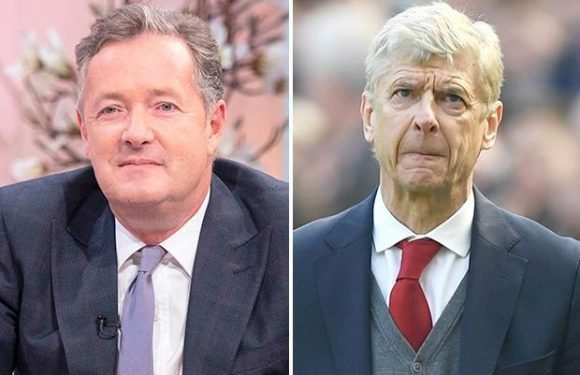 Piers Morgan reveals Arsenal should rename the Emirates to the 'Arsene Wenger Stadium' in the future