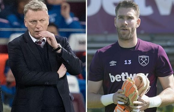 West Ham goalkeeper Adrian will force exit this summer if David Moyes stays on as boss
