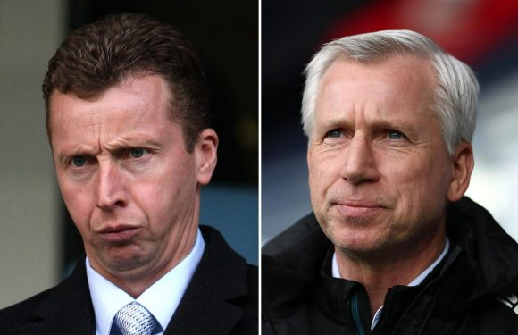 West Brom sack technical director Nick Hammond after helping pick axed Alan Pardew as boss