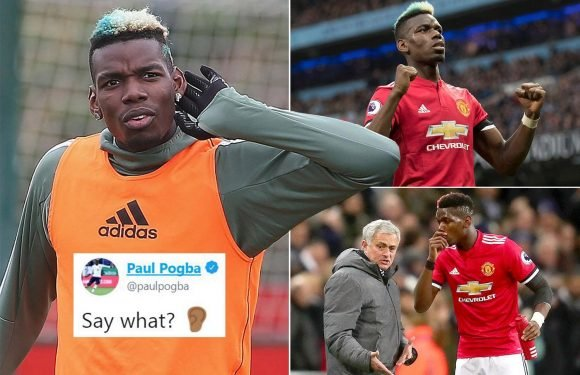 Real Madrid want Paul Pogba as his relationship with Manchester United boss Jose Mourinho hits rock bottom