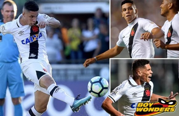 Paulinho: Introducing the Brazilian wonderkid interesting the likes of Man City, Real Madrid, Barcelona and PSG