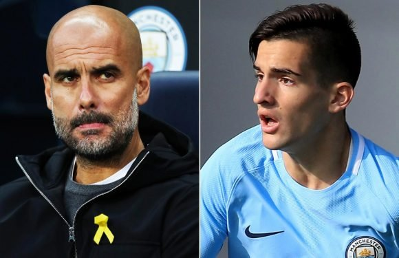 Manchester City face shock TWO window transfer ban over signing teenage wonderkid Benjamin Garre