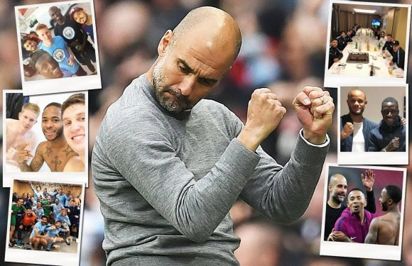 How Pep Guardiola shaped Manchester City into Premier League champions including making stars eat together, relentless working hours and cutting Etihad grass to exactly 23mm