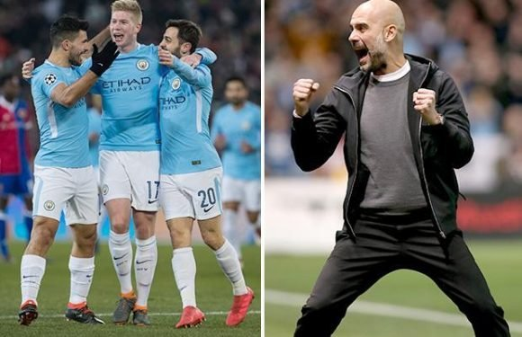 Manchester City will be best team in Premier League history if they beat Huddersfield, claims Pep Guardiola