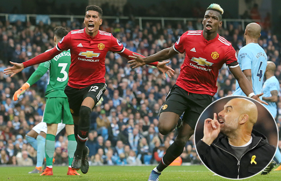 Manchester United have hope of winning Premier League next season after beating City… because Pep Guardiola isn't all that
