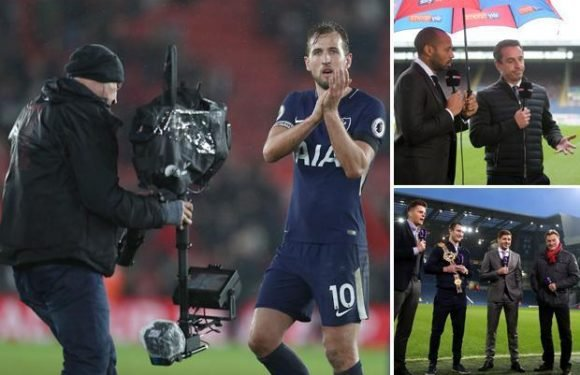 Premier League action will grace our screens for eight out of nine days starting this weekend