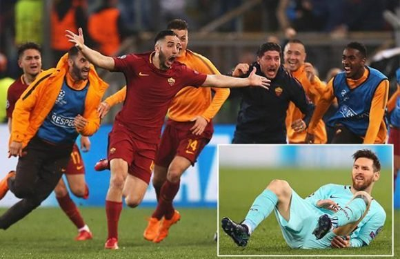 Roma win over Barcelona was no surprise, Catalans don't like strong sides who bully and press them