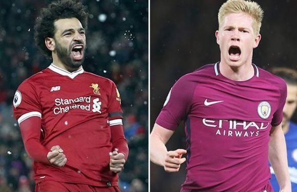 Liverpool vs Manchester City: Champions League, quarter-final: Mo Salah and Virgil van Dijk must shine at Anfield if Reds are to have any chance