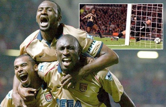 Arsenal legend Sol Campbell reflects on the Gunners sealing the Premier League title against Manchester United at Old Trafford