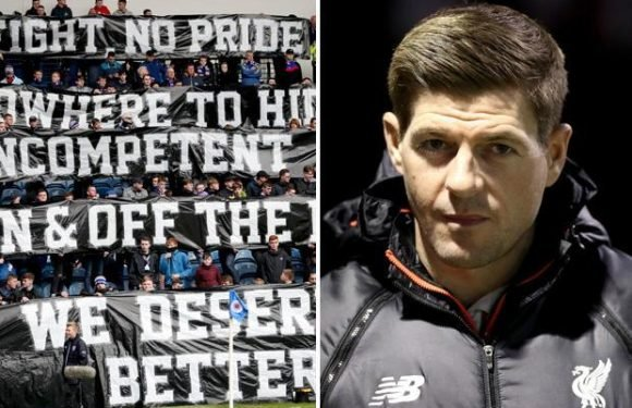 Steven Gerrard 50/50 over whether or not to move into the Rangers hot seat