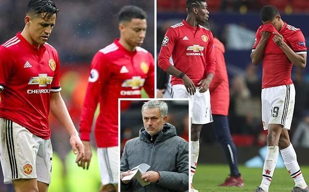 Jose Mourinho set to wield the axe on his Manchester United flops for FA Cup semi-final with Tottenham