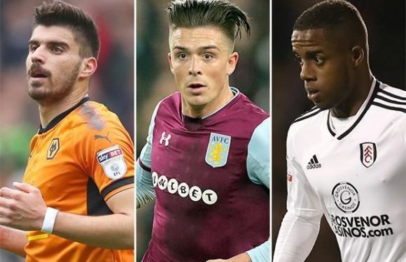 Ryan Sessegnon, Ruben Neves, Jack Grealish… the ten Football League stars who are already good enough for the Premier League