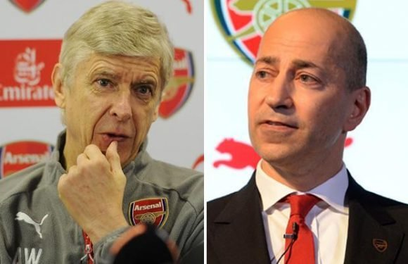 Arsene Wenger quits: Live stream as Arsenal chief executive Ivan Gazidis speaks after French boss walks away from the Emirates