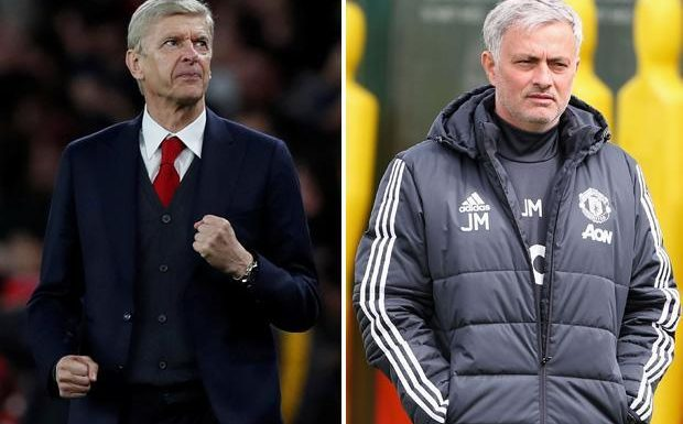 Jose Mourinho ready to stay at Manchester United beyond his usual three-year stint and emulate Arsene Wenger