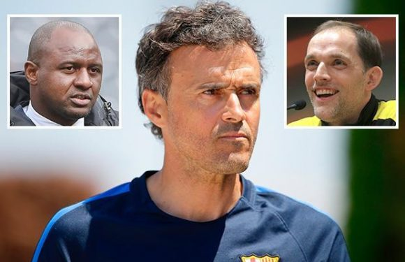 Next Arsenal manager: Luis Enrique emerges as frontrunner to replace Arsene Wenger at the end of the season
