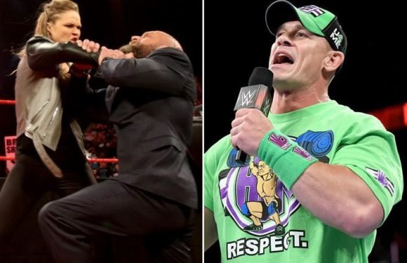 WWE Raw results: Ronda Rousey put through table by Stephanie McMahon as Undertaker fails to confront John Cena