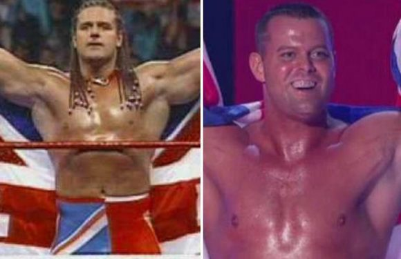 British Bulldog's son and former WWE star Davey Boy Smith Jr 'wanted by cops for battery' of Jake 'The Snake' Roberts
