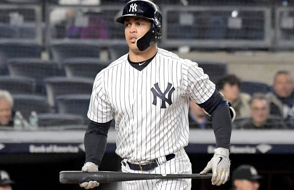 Giancarlo Stanton might have a Yankee Stadium problem