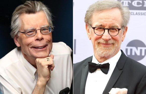 Stephen King and Steven Spielberg's almost collaborations