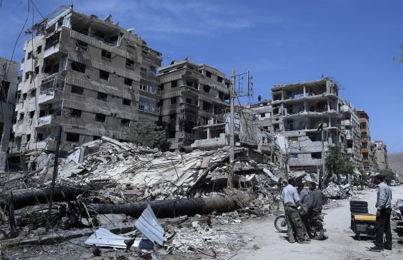 Syria's chemical attack is a warning on 'disarmament' deals
