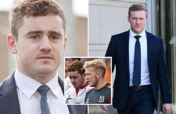 Irish rugby stars Paddy Jackson and Stuart Olding SACKED over 'degrading' Whatsapp messages after being cleared of rape