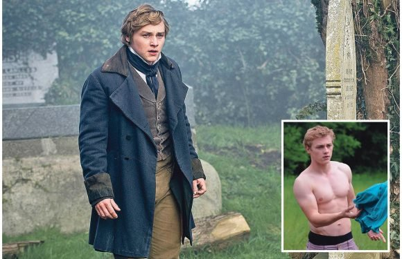 Ex-EastEnder's star Ben Hardy refused to strip for new series