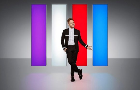 Olly Murs says he would love to come back to The Voice UK next year