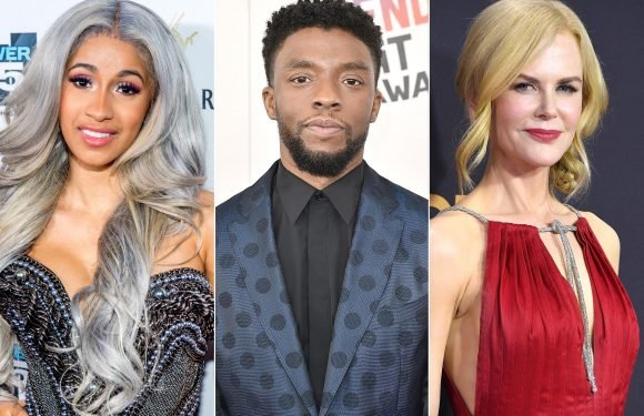 Cardi B, Chadwick Boseman, Nicole Kidman among Time's 100 Most Influential People