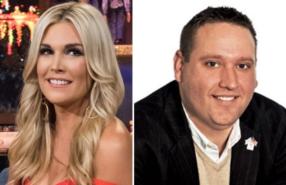 Tinsley Mortimer and 'Coupon King' are back together