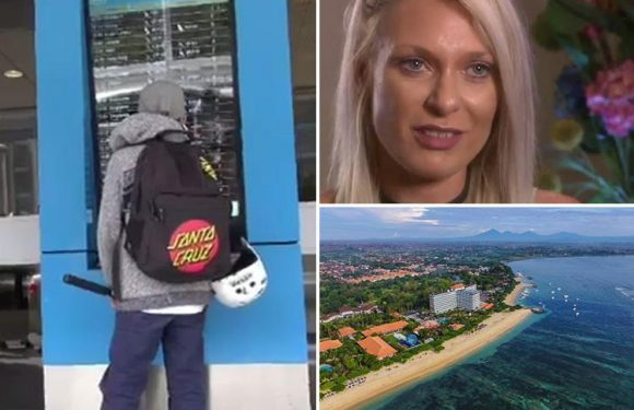 Boy, 12, stole his mum's credit card then flew to BALI and lived like a king for four days following argument