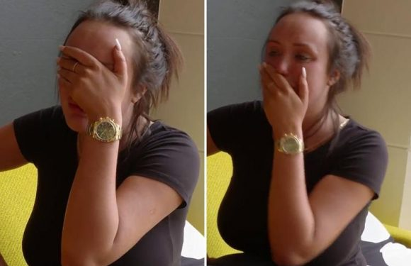 Shock moment Charlotte Crosby breaks down in tears over new relationship with Josh