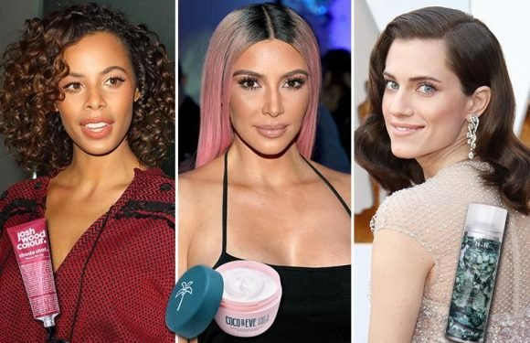 Swish into spring just like Kim Kardashian and Margot Robbie with the hottest cuts and hair colours